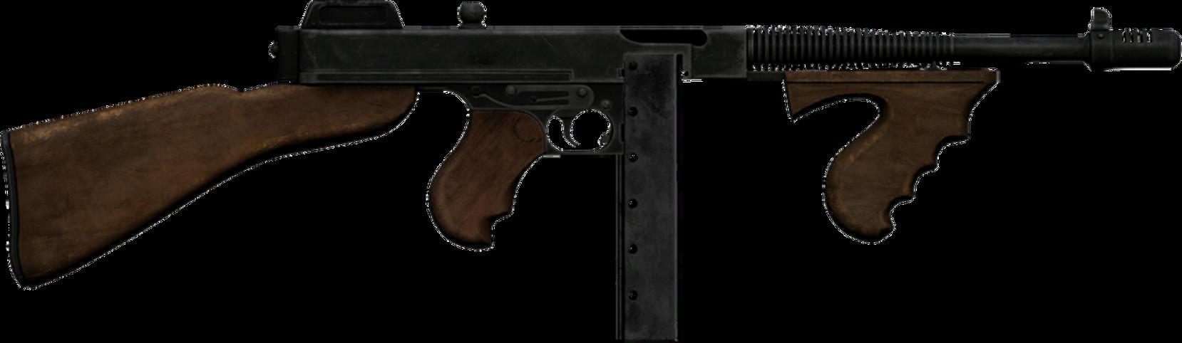 M1928 Thompson 30mag Arma 3