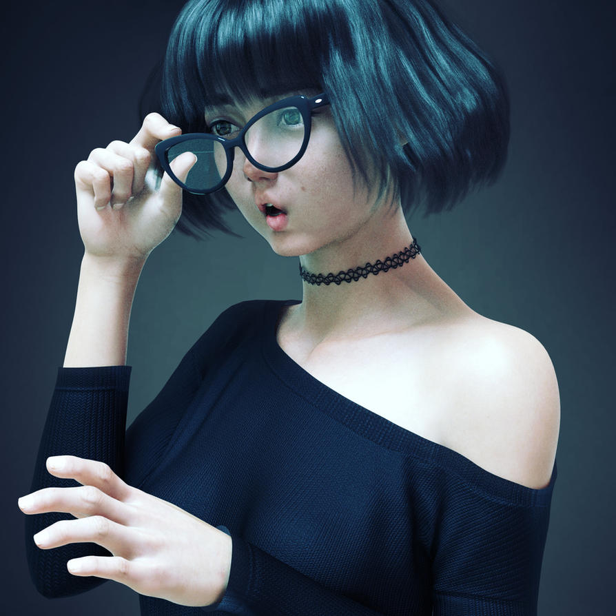 Glasses by inspiring-references