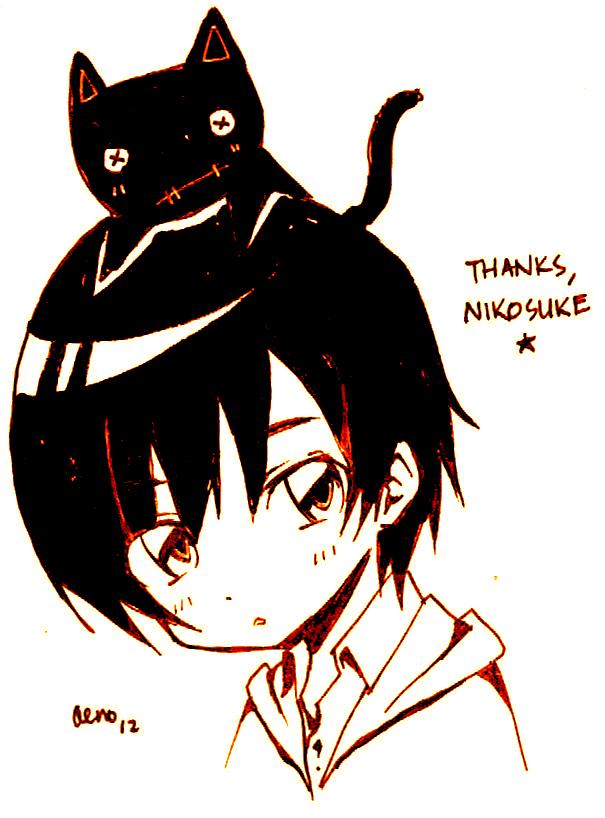 Nikosuke by Kuroeno