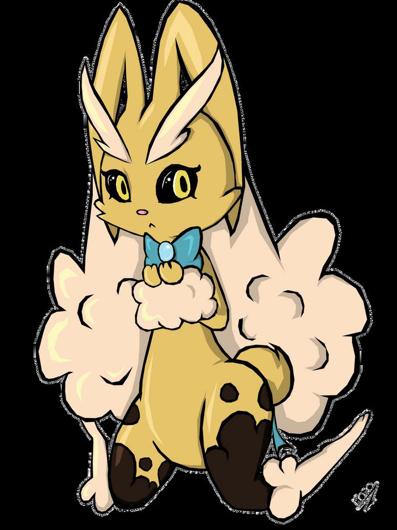 how to draw pokemon lopunny