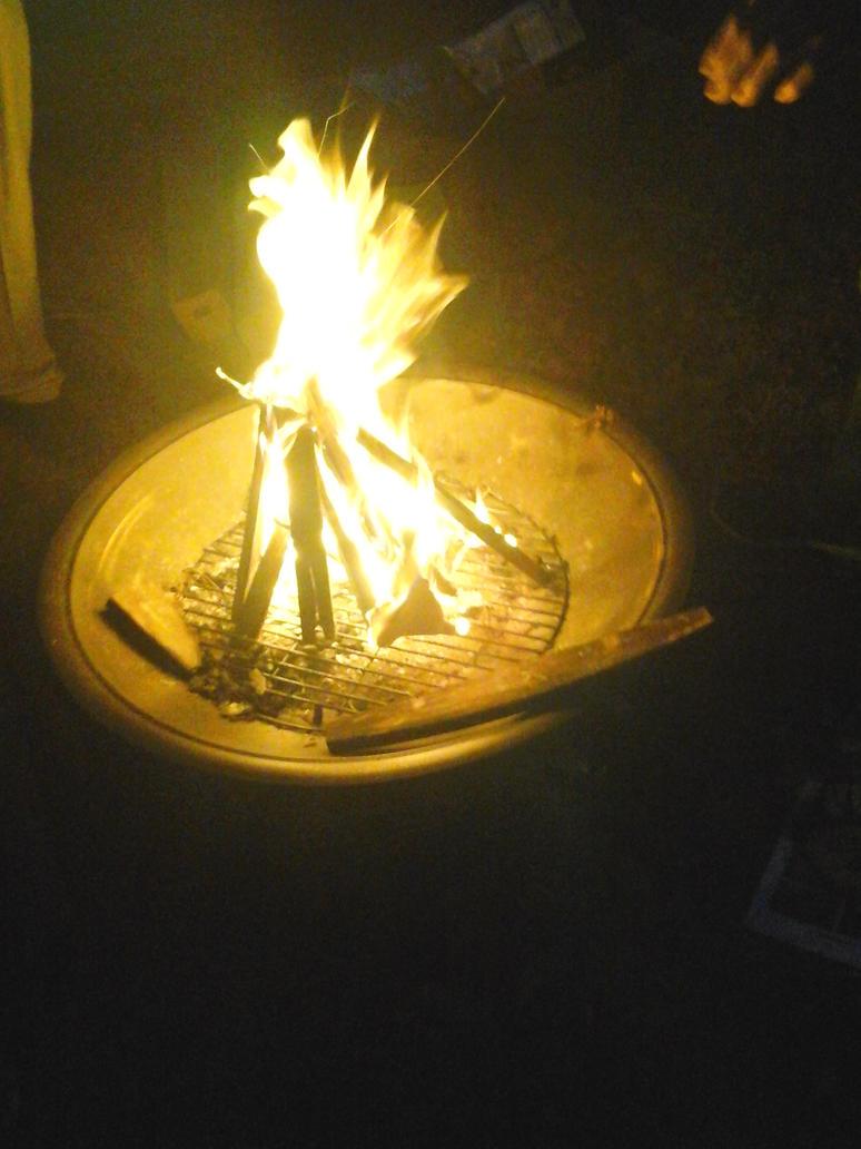 Bon Fire by TrulyMadIrresistible