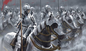 Cavalry March