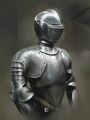 Knight Study #9
