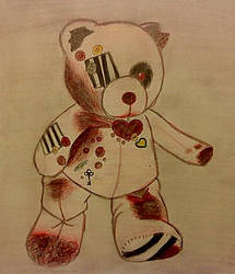 Suffer the Bear by TickTockMoon