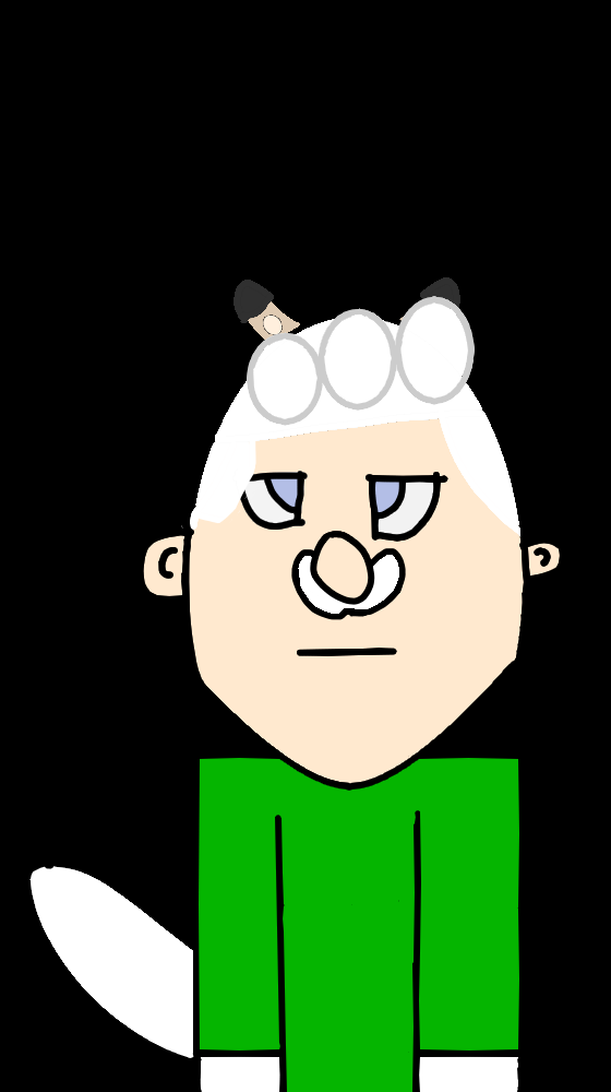 Brokenverse Luigi by KittySky26