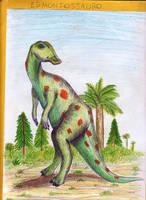 Edmontosaurus by Rood-producoes