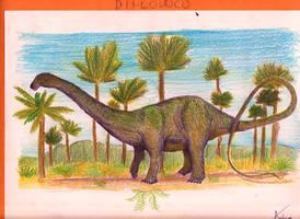 Diplodocus carnegie by Rood-producoes