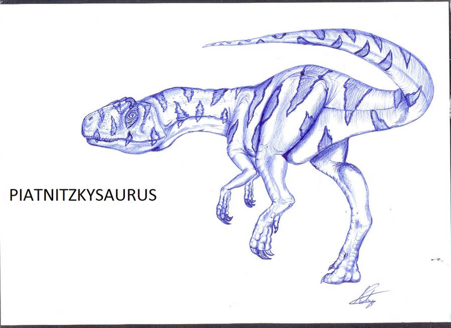 Piatnitzkysaurus by Rood-producoes
