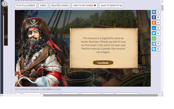 The First Pirate? - Interesting