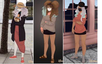 Some Random Pandemic Fashion