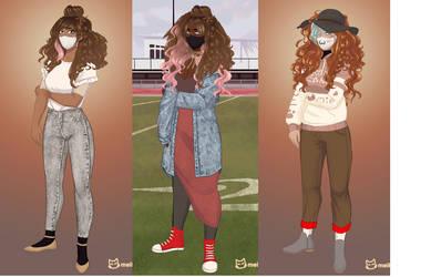 Random Pandemic Fashion 2