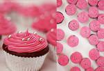 Pink Cupcakes ..