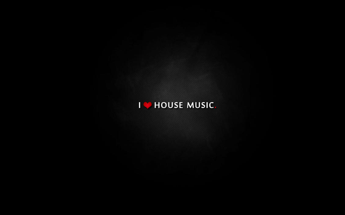 I love house music by snaquenet on deviantart for House music art