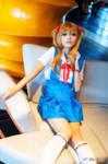 Asuka school uniform version