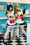 Nico and Kotori