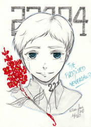Norman The Promised NeverLand