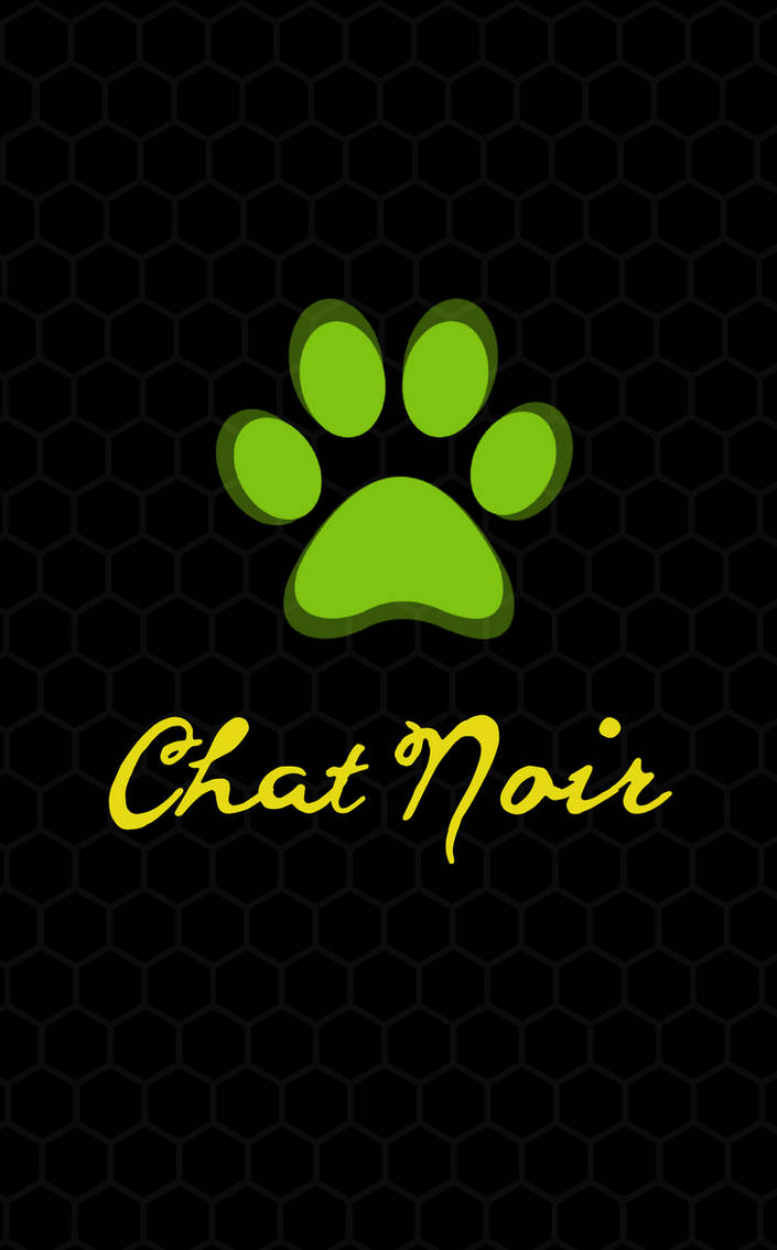 Chat Noir Ml Mobile Phone Wallpaper By Cheezepop38 On Deviantart