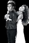 Niall Horan Selena Gomez PNG Photomanipulation