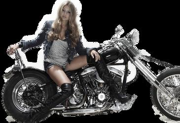 Gigo Hadid Moto PNG by mymySA