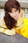 Belle cosplay - Portrait