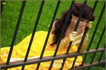 Belle cosplay - Custody