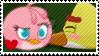 Chuck X Stella Stamp by MaryTheAngryBird