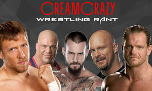 Wrestling Rant New Banner by CreamCrazy
