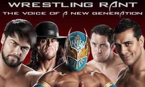 Wrestling Rant Banner v.2 by CreamCrazy