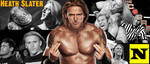 WRESTLING BANNERS: 5. Heath Slater by CreamCrazy