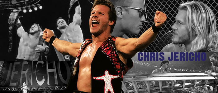 WRESTLING BANNERS: 6. Chris Jericho by CreamCrazy