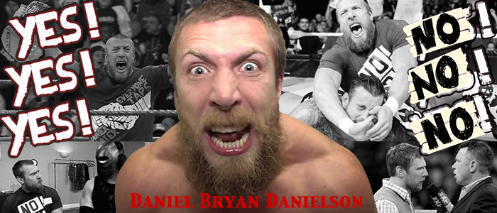 WRESTLING BANNERS: 10. Daniel Bryan Danielson by CreamCrazy