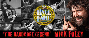 WRESTLING BANNERS: 19. Mick Foley by CreamCrazy