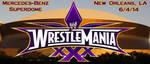 WRESTLING BANNERS: 23. Wrestlemania XXX by CreamCrazy