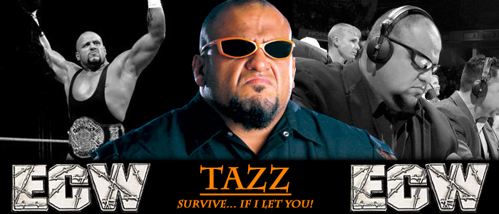 WRESTLING BANNERS: 26. Tazz by CreamCrazy
