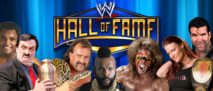 WRESTLING BANNERS 34: WWE Hall Of Fame 2014 Class