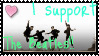 support stamp by hellogoodbye12880
