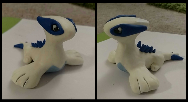 Lugia Sculpture by XeclipsesX