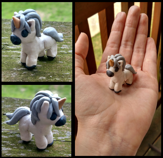 Mini Unicorn by XeclipsesX
