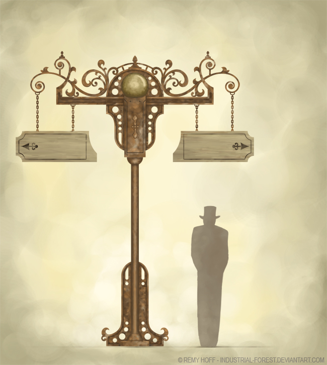Lamp Sign - Design by Roseum