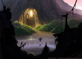 The Light by Roseum