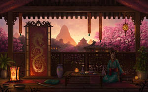 Somewhere In Asia by Roseum