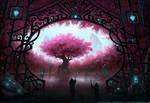 Entrance To The Sacred Tree II