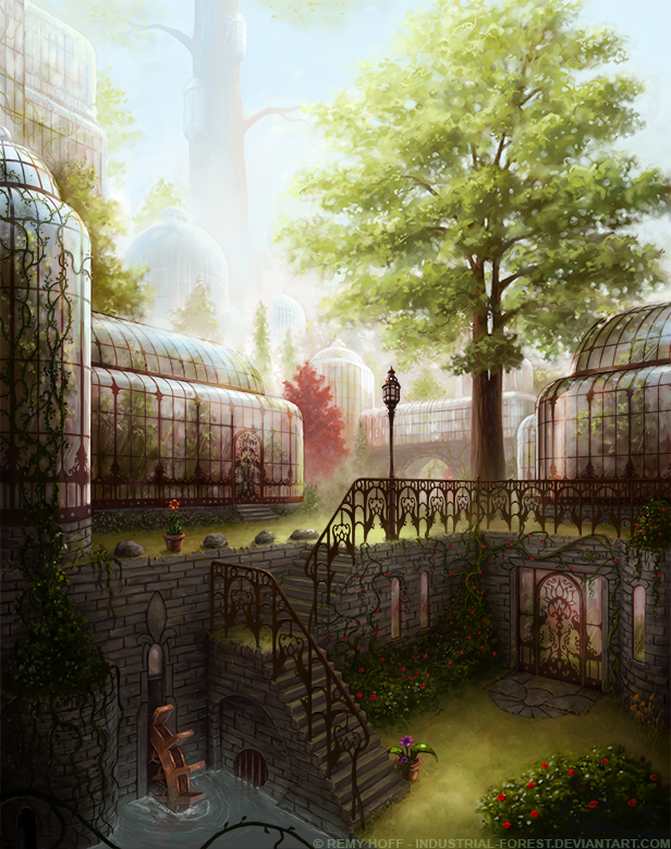 Beauty Of Botany by Roseum