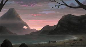 Landscape 1 by Roseum