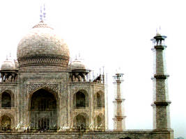 Each Day At The Taj Mahal by lost-her-marbles