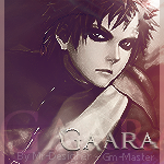 Gaara  Avatar by Mr-15Kun
