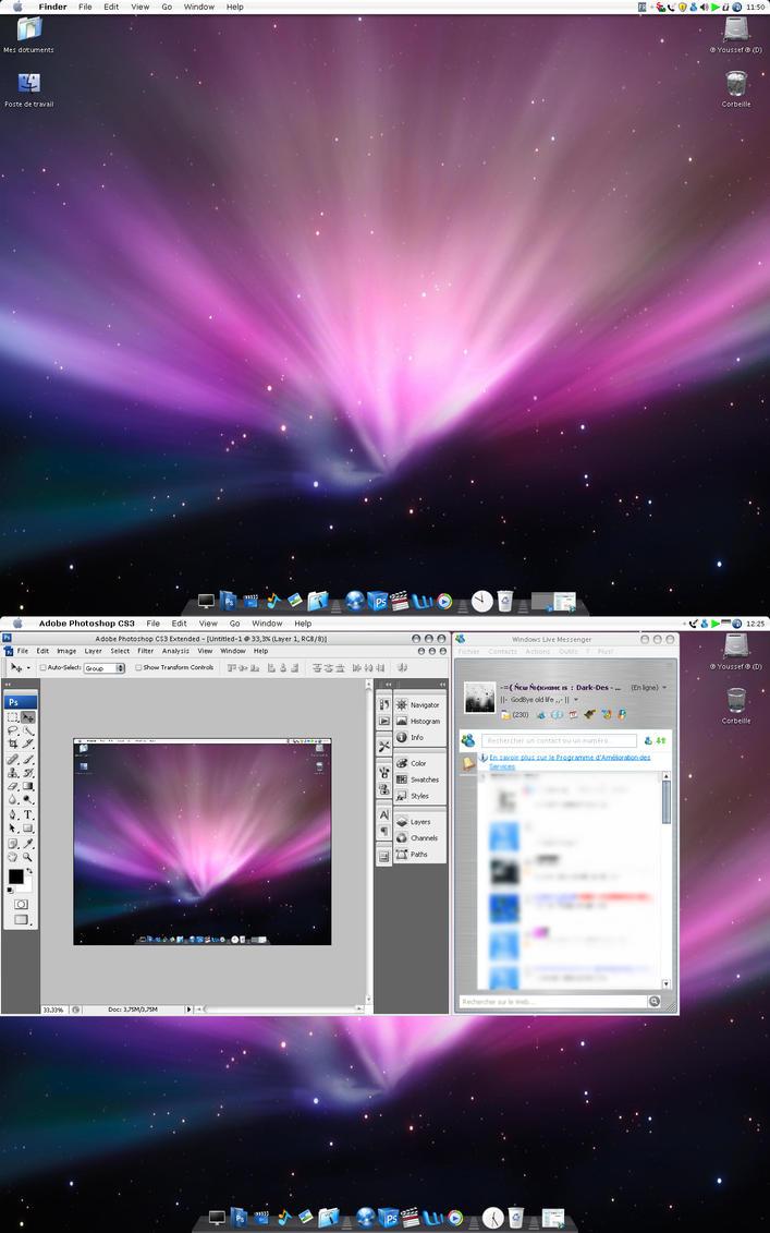 3-11-08 Desktop by Mr-15Kun