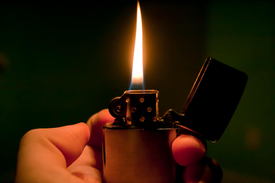Zippo Flame By Perfectoctave