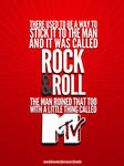 School of Rock Poster