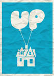 UP Minimal Poster